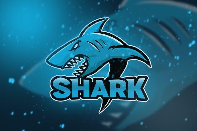 Shark Esport Logo Vol. 1
