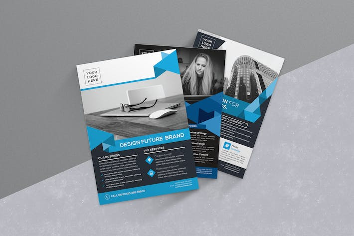 Download 175 Flyer Graphic Templates Compatible With Adobe Indesign