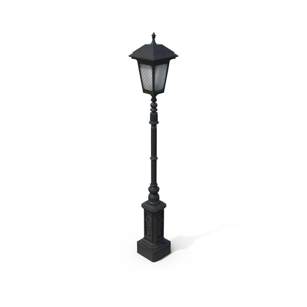 Thumbnail for Cast Iron Street Lamp