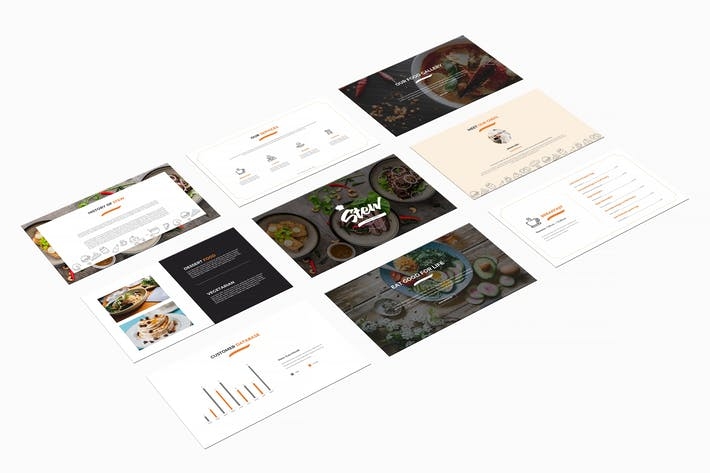 Thumbnail for Stew : Food Presentation Powerpoint Template