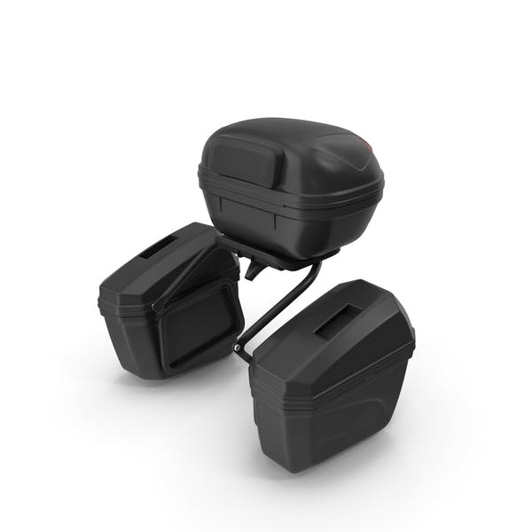 Thumbnail for Pair Side Luggage Case Saddlebags