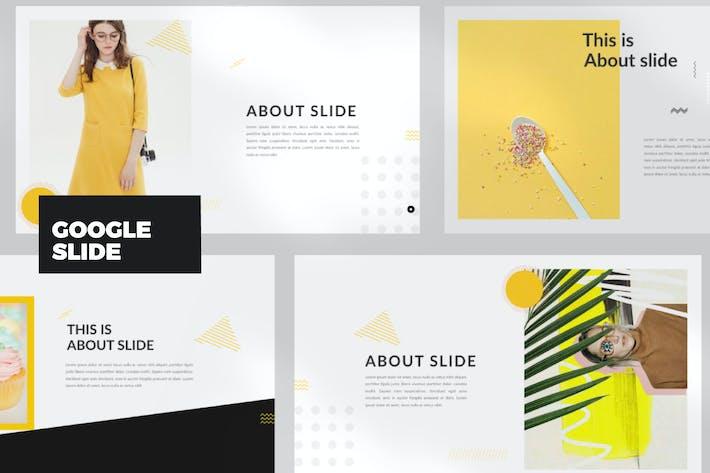 Cover Image For Creative Design Google slide