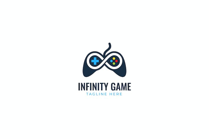 Thumbnail for Infinity Game Logo Template