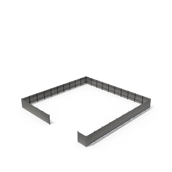 Construction Site Fence