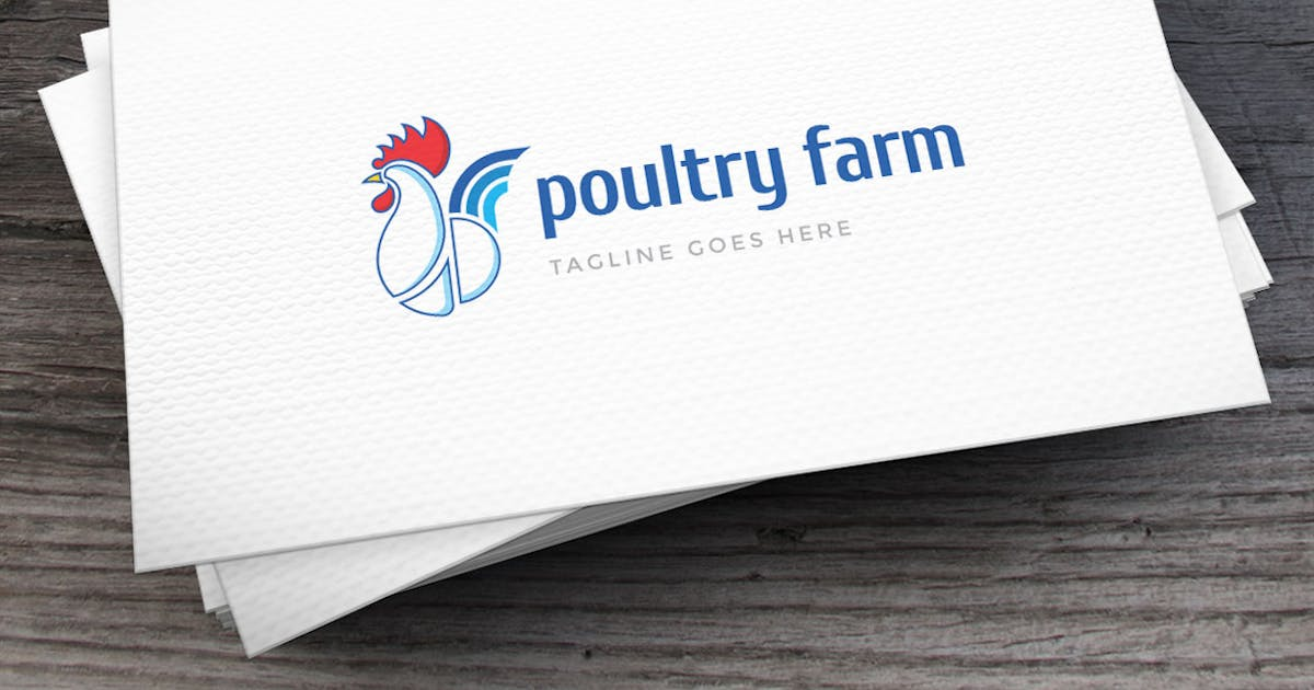 Download Poultry Farm Logo Template by empativo