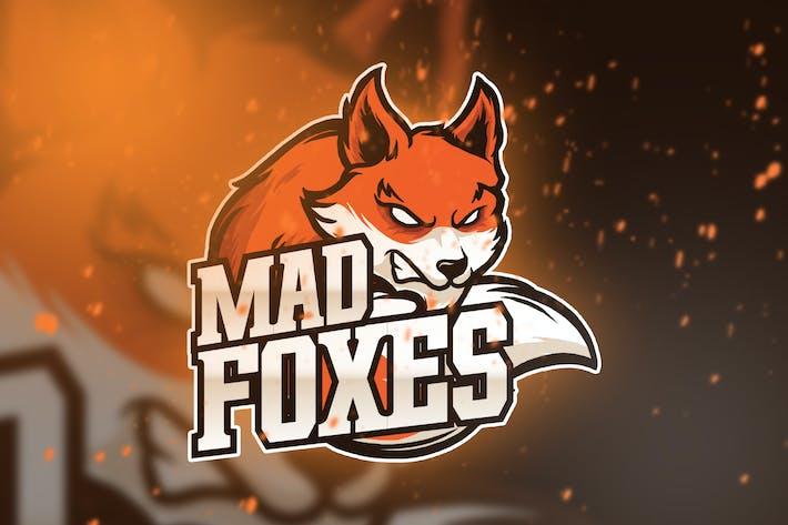 Thumbnail for Fox Esport Logo Vol. 3