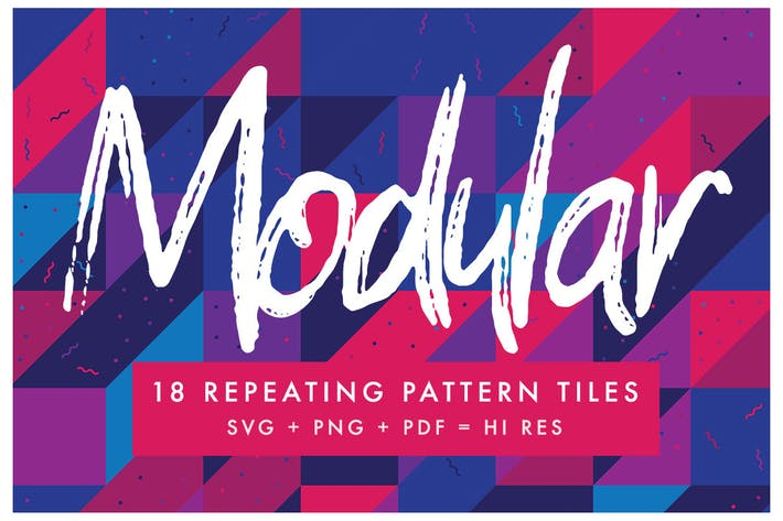 Thumbnail for Modular Patterns