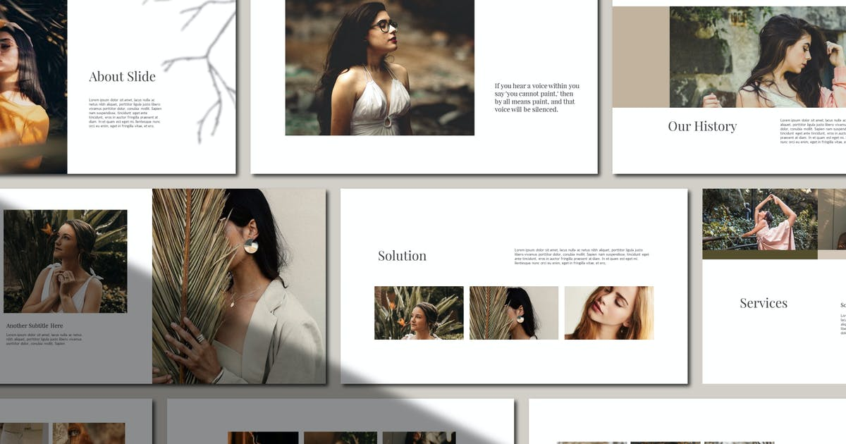 Download Kupula Powerpoint Templates by amarlettering