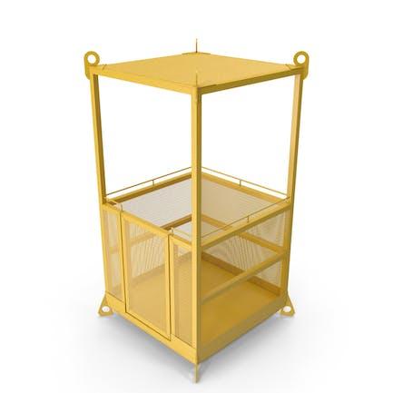 Cage Crane Basket