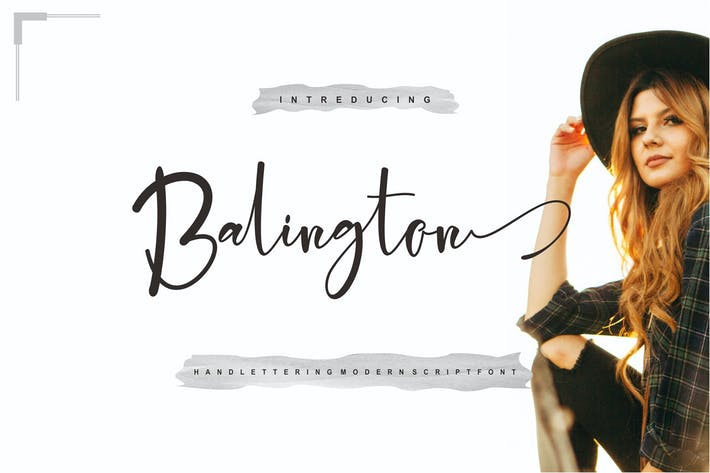 Thumbnail for Balington Script