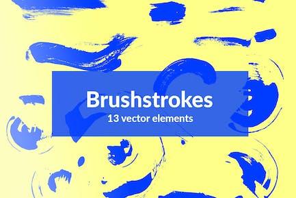 Vector Brushstrokes