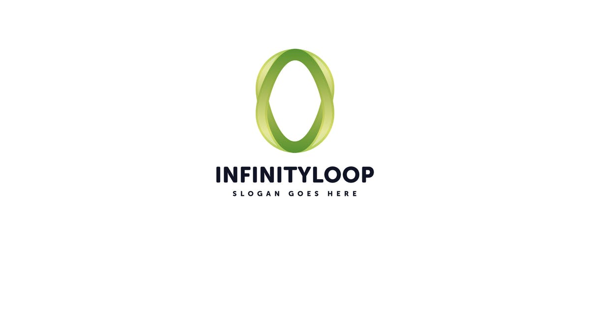 Download Infinity Line Logo Vector Template by Pixasquare