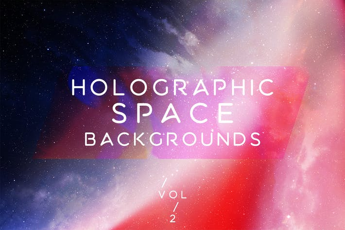 Thumbnail for Holographic Space Backgrounds Vol.2