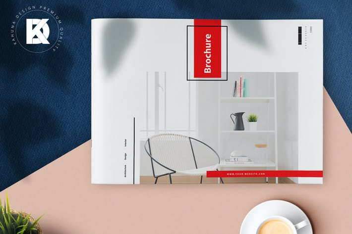 Furniture / Interior Brochure