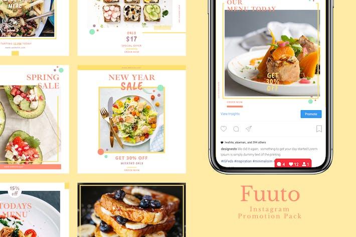 Thumbnail for Fuuto - Instagram Feeds Pack