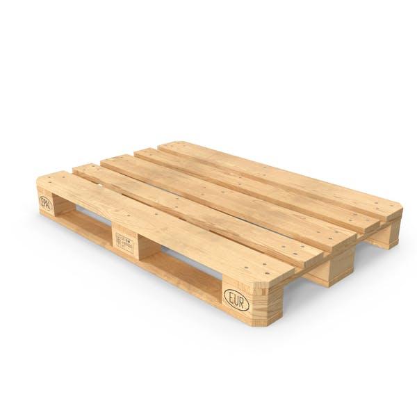 Wood Euro Pallet