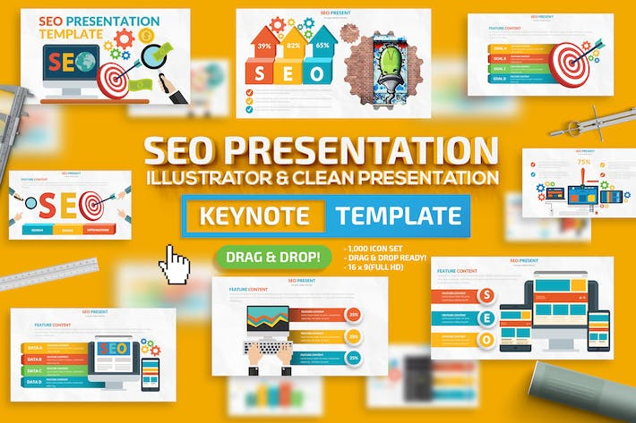 Thumbnail for SEO Keynote Presentation