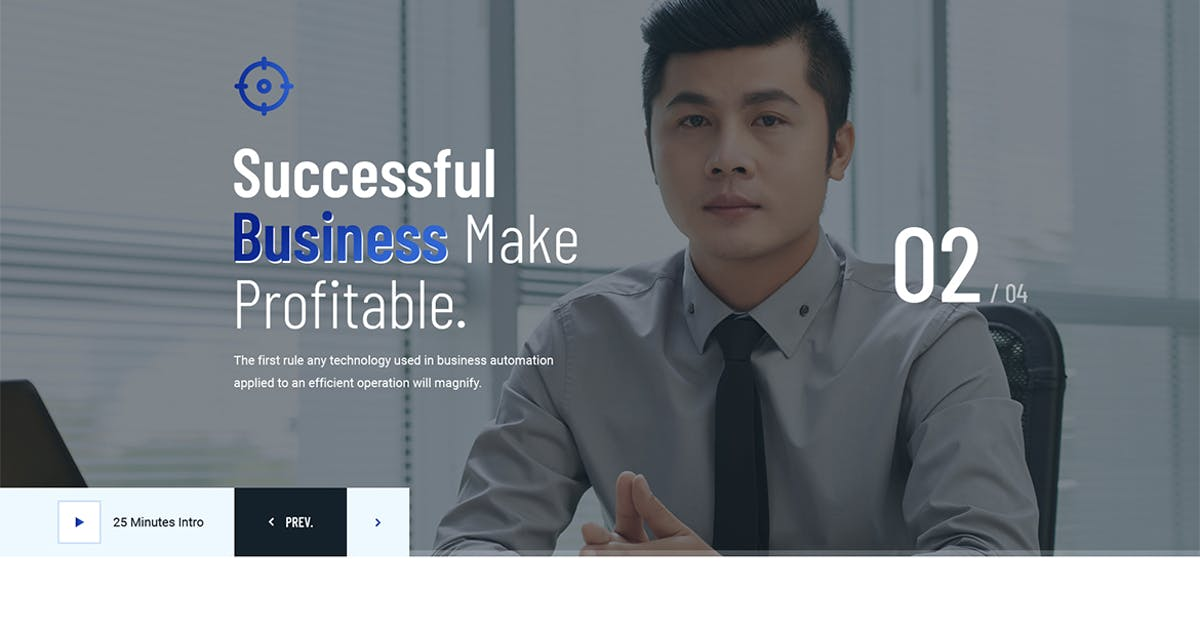 Download BXSCO - Business Multipurpose PSD Template by themesflat