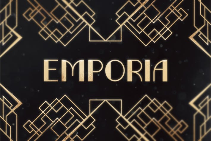 Cover Image For Emporia Typeface