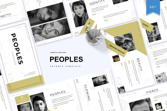 Peoples | Keynote Template