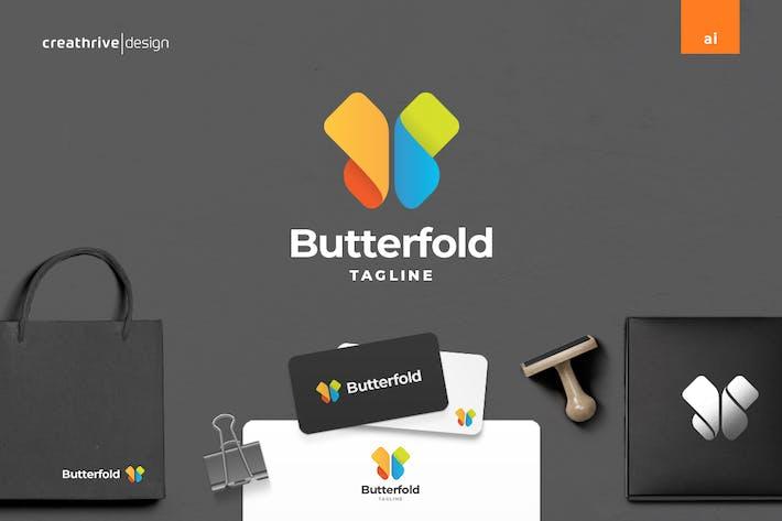 Butterfold Logo