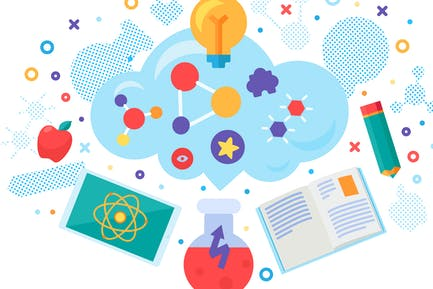 Education Online Course Banner