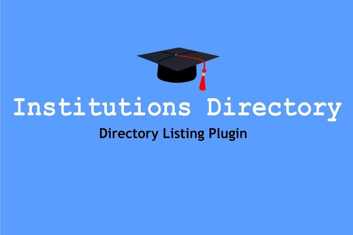 Thumbnail for Institutions Directory