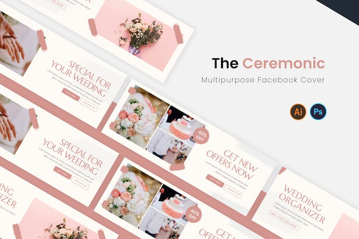 The Ceremonic  Facebook Cover