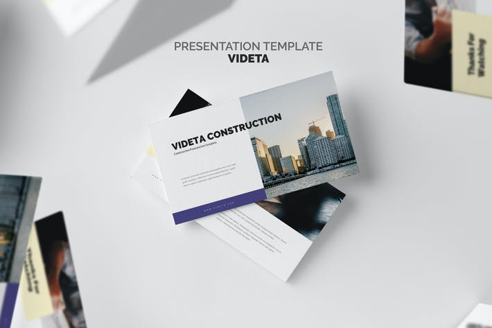 Thumbnail for Videta : Building Construction Google Slides