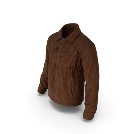Мужская куртка Браун