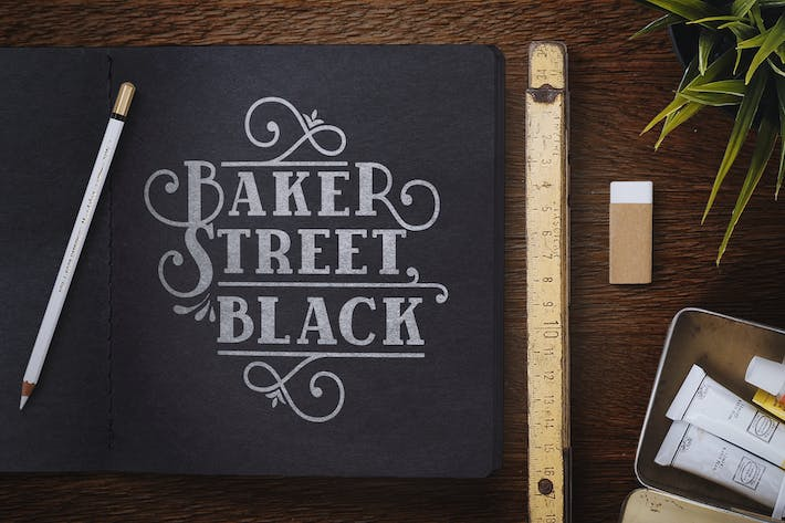 Thumbnail for BakerStreet Black
