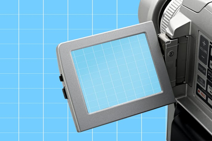 Thumbnail for Макет Видео камеры