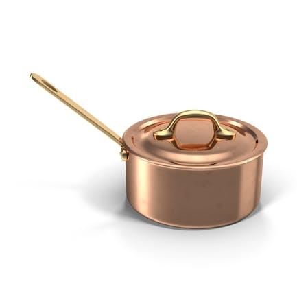 Copper Cooking Pot