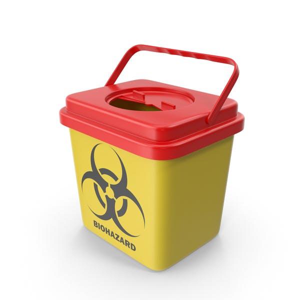 Контейнер для удаления медицинских отходов