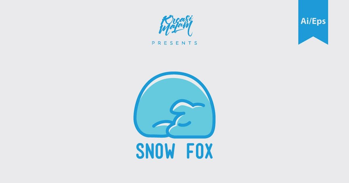 Download Snow Fox Logo Template by Ijajil