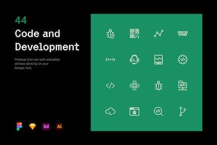 Code and Development - Iconuioo