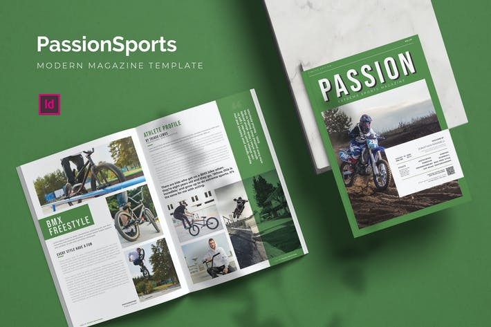 Passion Sports - Magazine
