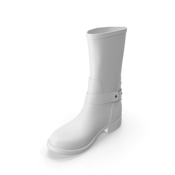 Women's Boots White