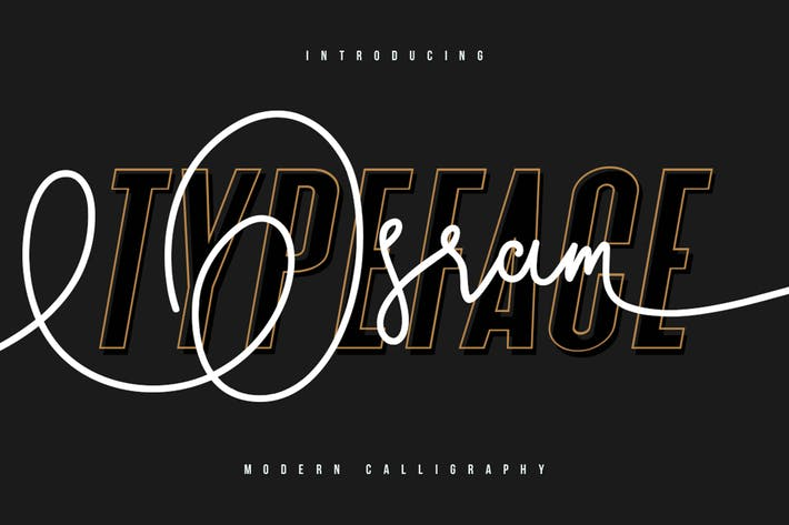 Thumbnail for Osram Typeface
