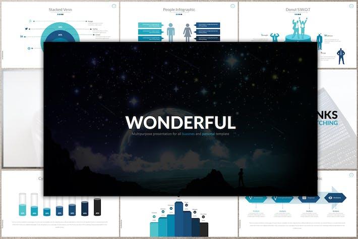 Thumbnail for WONDERFUL Powerpoint