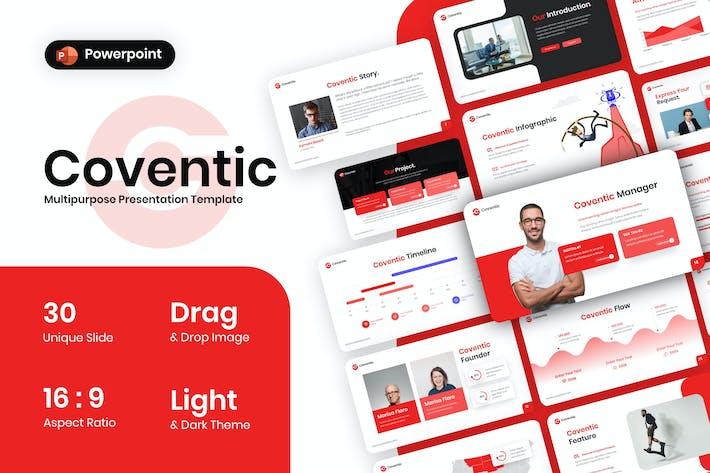 Conventic Multipurpose Powerpoint Template