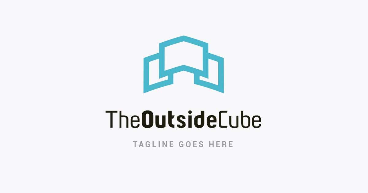 Download Cube Technology Business Logo by designdistrictmx