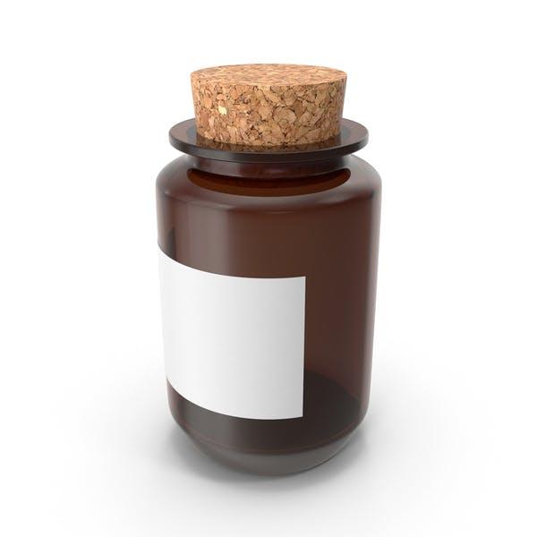 Медицинская бутылка