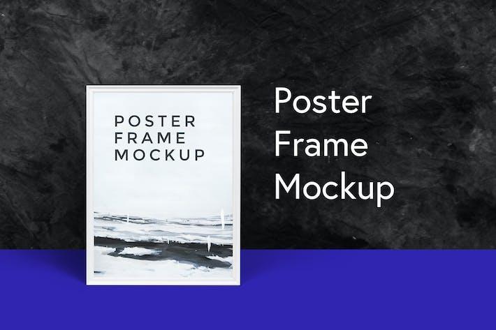 Thumbnail for Maquette de cadre pour affiche