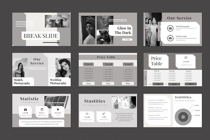 Cover Image For Elliana Keynote Presentation