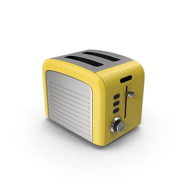 Thumbnail for Toaster Yellow