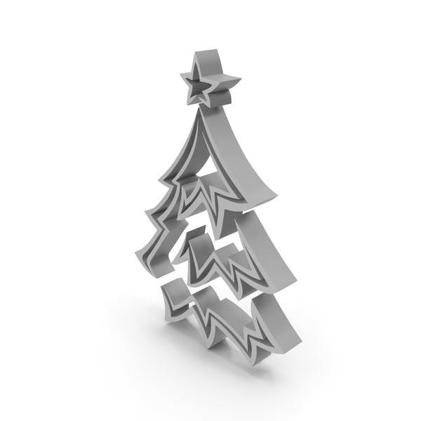 Thumbnail for Christmas Tree Gray
