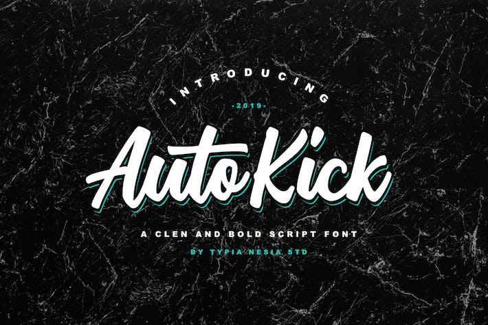 Cover Image For Auto Kick