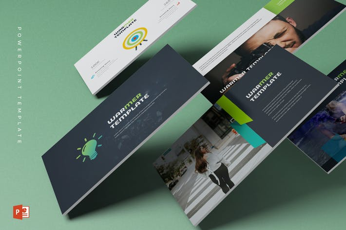 Thumbnail for Warmer - Powerpoint Template