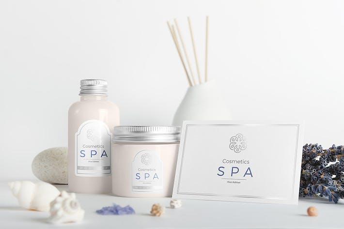 Thumbnail for SPA Cosmetics Mockup v.1